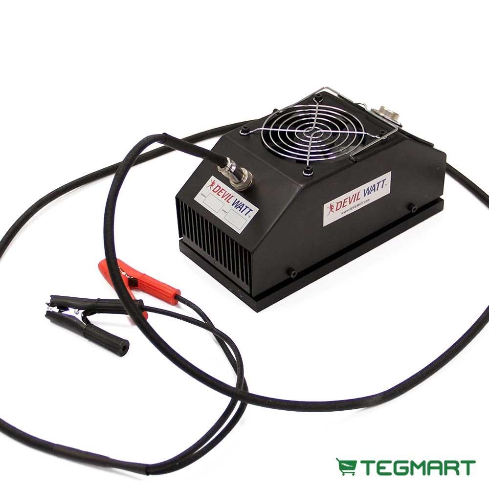 15w Teg For Wood Stoves Air Cooled By Devil Watt