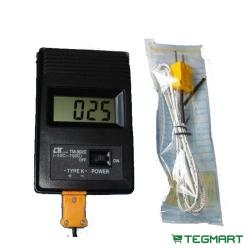 Thermocouple Meter with Thermocouple