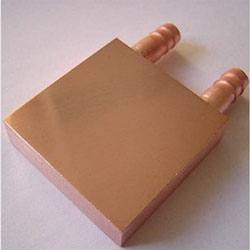 Thermoelectric Generator Copper Water Block